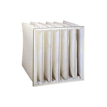G4 Plastic Frame Polyester Bag Filter