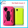 Alibaba express fashion 3 in 1 cover case for Blu dash music 2
