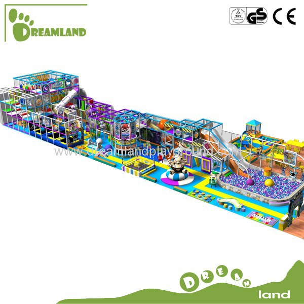 best-selling colorful indoor playground playsets