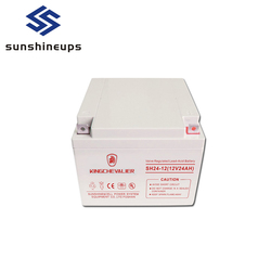 Deep Cycle High Safety Solar 12V Lead Crystal Battery