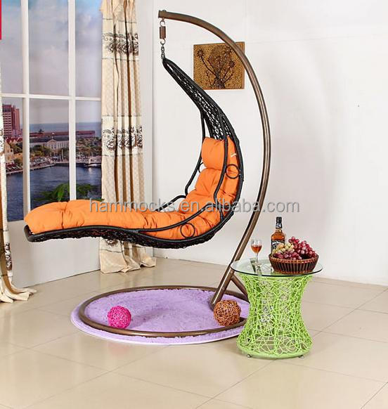 Delicieux Rattan Hanging Chair/garden Swing Chairs /indoor Swing Chair With ...