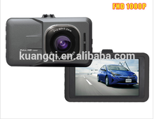 Plastic black box dashcam bluetooth rearview mirror handsfree car kit cheapest price g8000 made in China