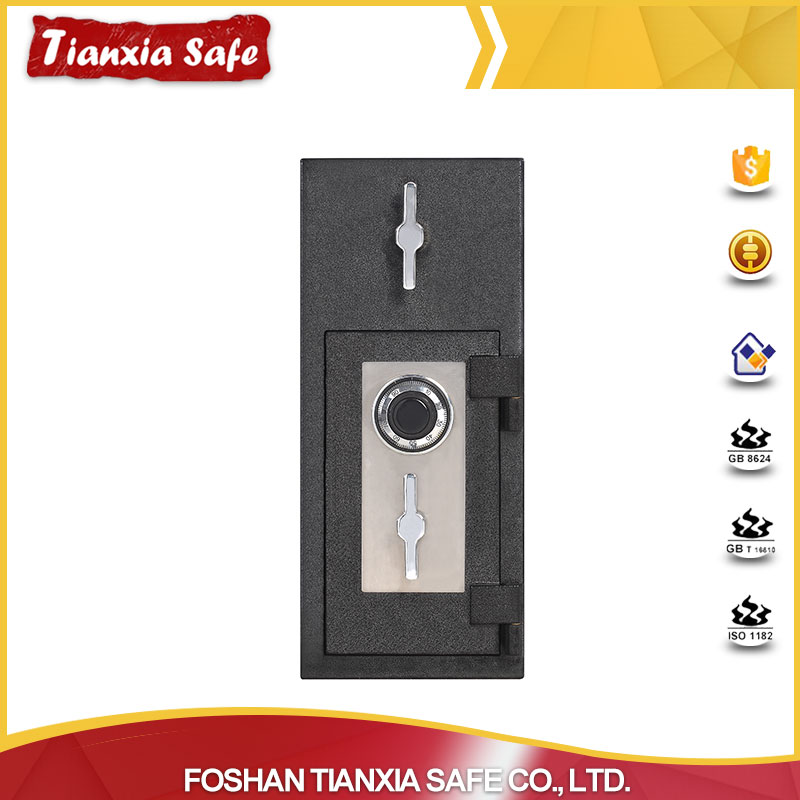 New product metal digital electronic cash safe box with long service life