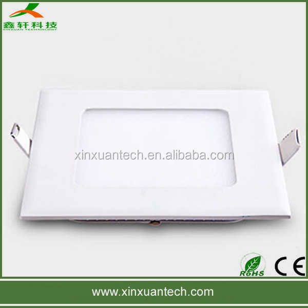 with CE RoHS SAA aquarium dimmable lighting 15w square led panel light