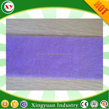 baby diaper and lady pad material ADL acquisition distribution layer nonwoven fabric raw material