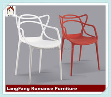 high quality china outdoor pp plastic chair factory