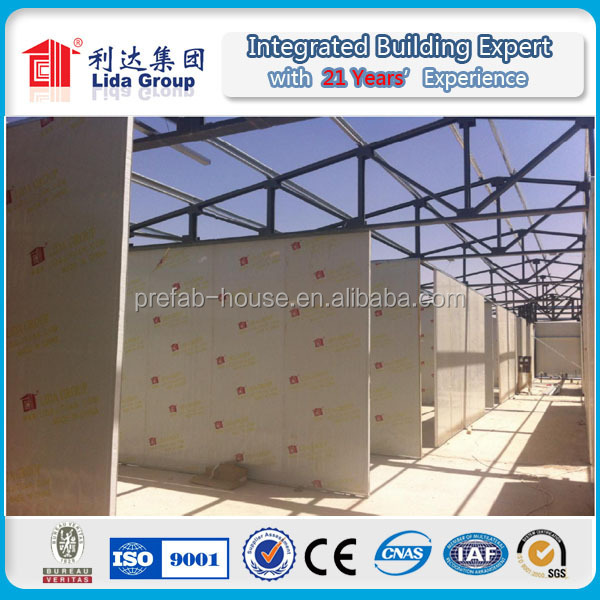 Vietnam Prefabricated Houses Made In China/Beautiful Design Modern Prefab House/Container Houses