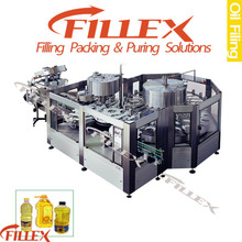 Automatic Rotary Weighing Type Oil Bottle Viscous Liquid Filling Machine
