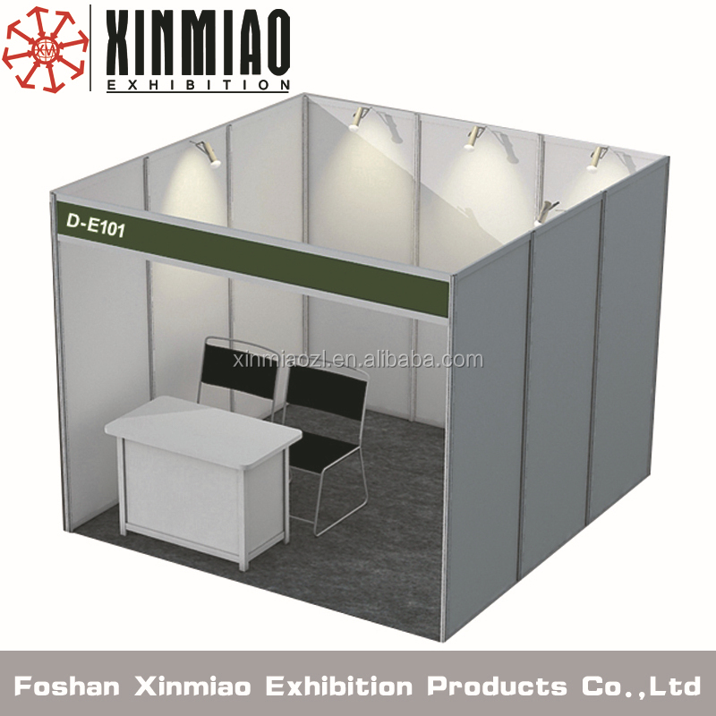 Exhibition Booth Standard Size : M aluminum extrusion trade show exhibition display