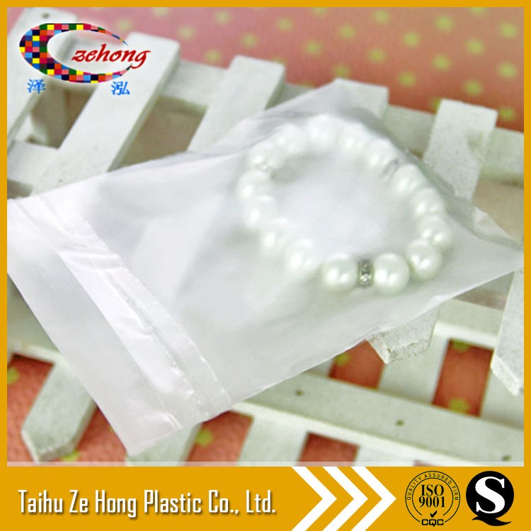 factory cheap price opp self adhesive clear plastic bag