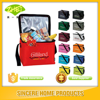 Practical Wholesale high quality insulated cooler bag