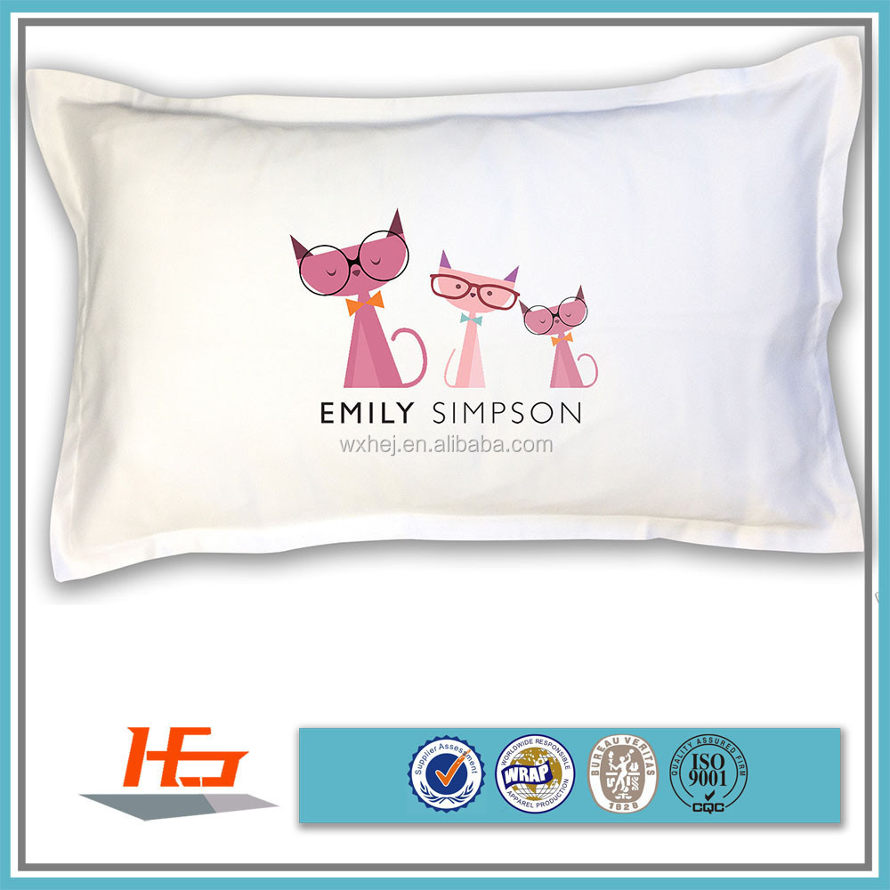 Custom Printed Pillow Cases