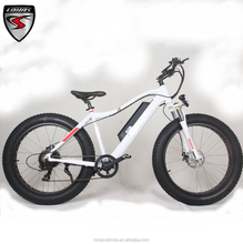 Lohas Bicycle MTB fat tire electric bike for men supplying better cycling experience