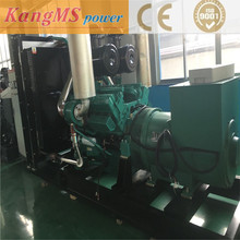 SHANGCHAI 700kw diesel generator with Leroy Somer alternator with deepsea controller for sale
