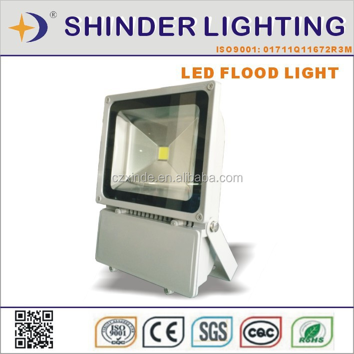 100w led flood light led for exterior lighting