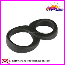 Silicone Sexy Penis Ring Delay Erection Cock Rings for Men