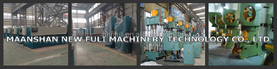 C-Style Press punch machine for metal