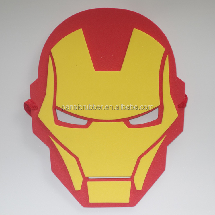 Iron Man EVA Foam Mask