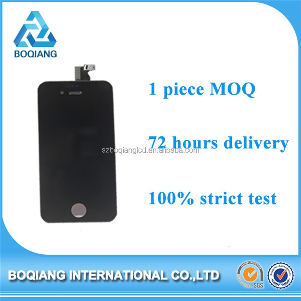 chinese distributor digitizer assembly used mobile phone lcd for iphone 4s