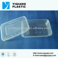 Plastic small airtight container