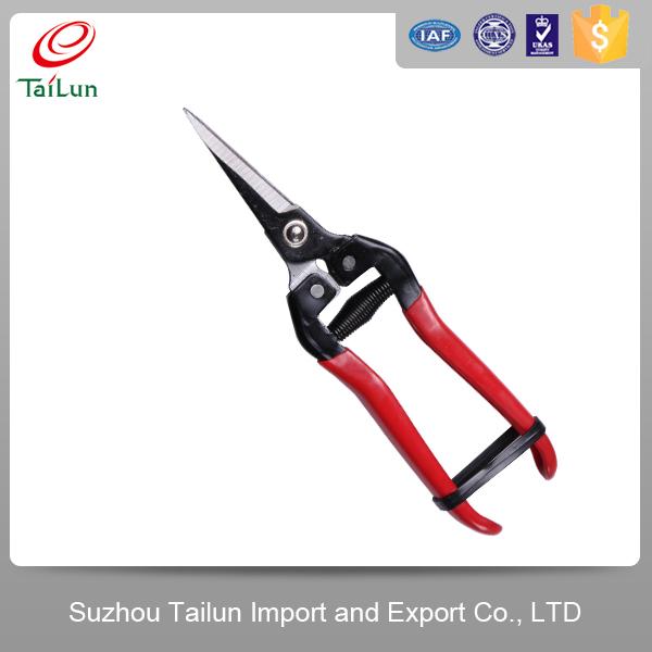 50# Steel High Quality Metal Garden Herb Scissors