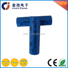18650 battery made in china 3.6v 60mah nicd battery