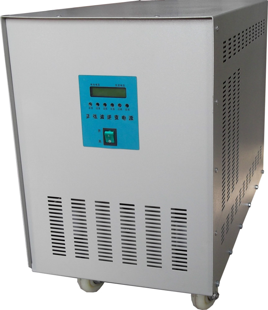 3kw pure sine wave grid-off inverter for wind turbine and solar panel