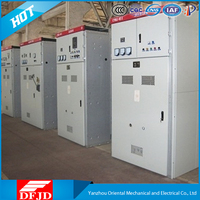 Medium 40.5KV Voltage Switchgear Electrical Switchboard