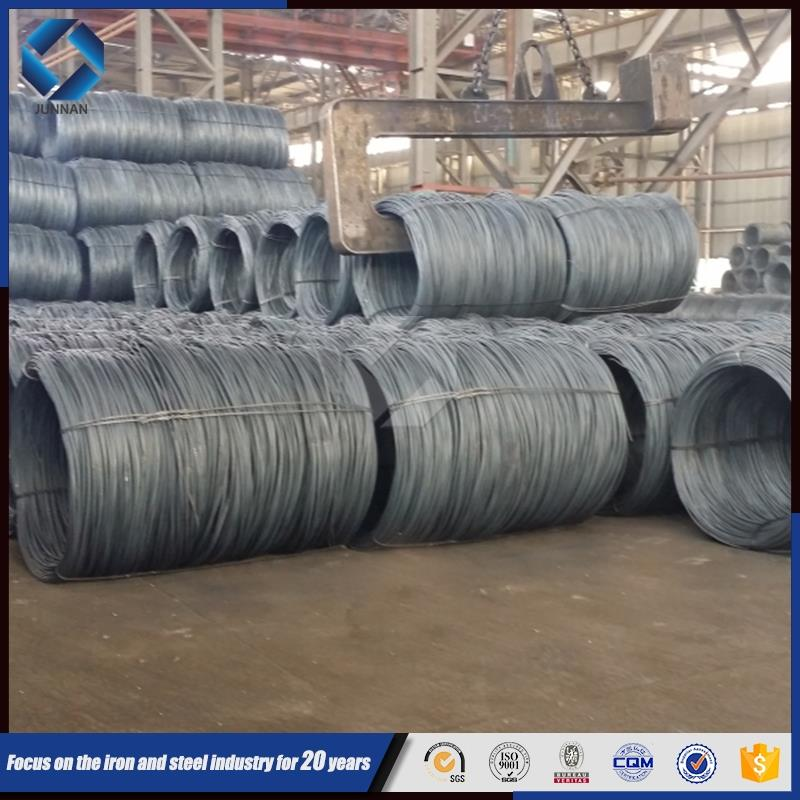 5.5 mm SAE 1008 Crwire rod/wire coil/steel wire in rod
