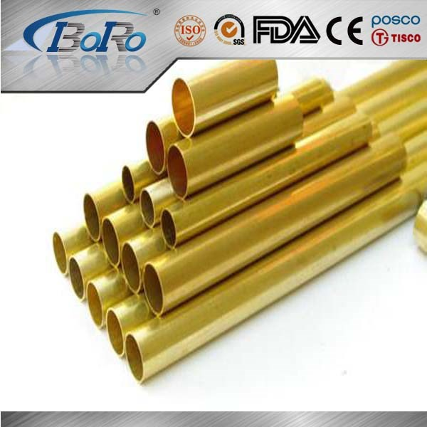 Alloy C71500 C70600 copper nickel pipe price