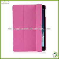Luxury Colors Stand PU Leather Smart Cover Case For ipad , ipad 5