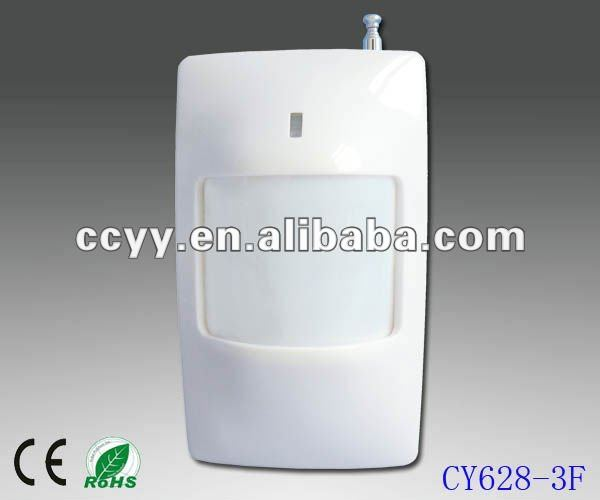 Portable infrared beam detector wireless CY628-3F