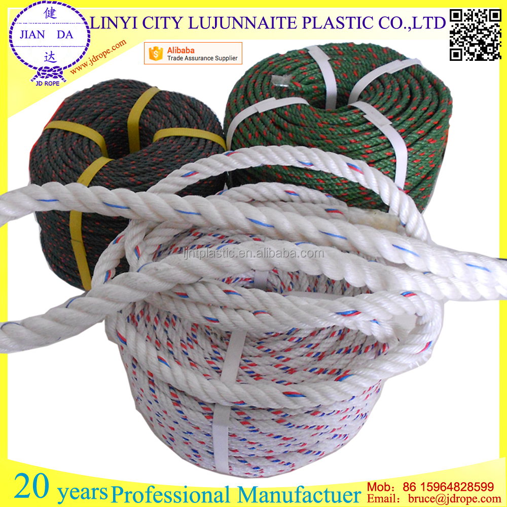 PP Danline Rope For Indonesia and Malaysia Market