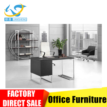 modern latest leather cover office table designs photos F-10
