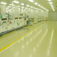 Anti-Slip Good Adhesion Epoxy Floor Coating