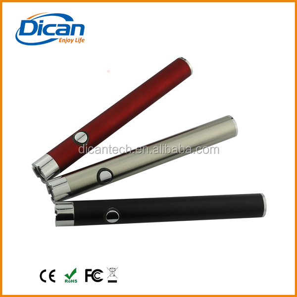New patent 510 battery custom logo 350mah open vape button battery slim vaporizer pen cbd oil e cigarette