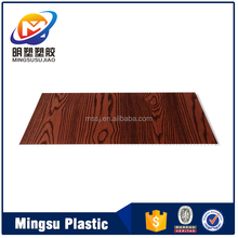 Chinese goods wholesales low price fire resistant decorative pvc wall panel