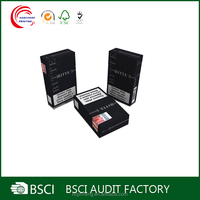 Wholesale fancy printed cardboard cigarette box