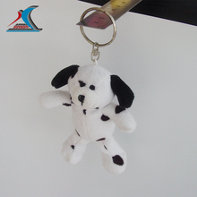 High Quality Fashion Mini Stuffed Animal Keychains