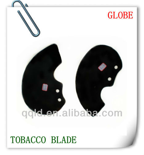 Farm machinery implements tobacco machine blade