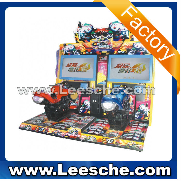 LSRM-013 Moto GP III 42LCD game center arcade machine / arcade game machine motorcycle RB15