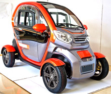 fashionable New EEC approved fastest electric car with whole meta body