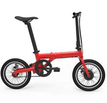 Hot Sale Folding Portable Electric Bicycle with LCD Display Lithium Battery