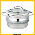 New design induction cookware cooking pots with great price