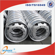 Good Price Tubeless Steel Spoke Truck Wheels