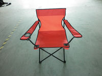 Caming chair with armrest and pass the EN-581-1 TEST