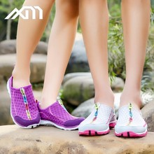 Customize Quick Drying Aqua Water Shoes Wading Upstream shoes Lightweight outdoor sports shoes