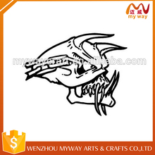 Competitive price new design cheap vinyl adhesive window car decal
