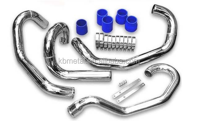 180 aluminum intercooler piping