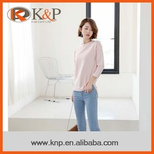 Wholesale Clothing 100% Cashmere Turtleneck wool handmade sweater design for girl